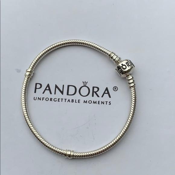 Pandora Jewelry - Authentic Pandora Bracelet 7.5